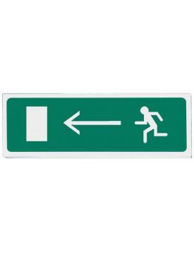 «Призма-102» Световое табло «Направление к выходу влево»